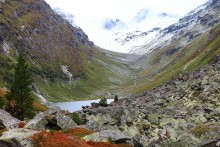 Dorfer See, Austrian Alps