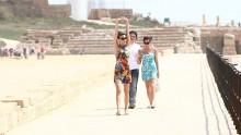 Hippodrome of Caesaria, Israel