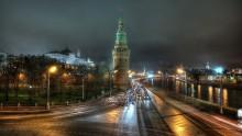 Kremlin and Moskva river